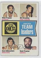 Walt Frazier, Bill Bradley, Dave DeBusschere [GoodtoVG‑EX]