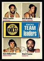 Walt Frazier, Bill Bradley, Dave DeBusschere [EXMT]