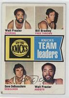 Walt Frazier, Bill Bradley, Dave DeBusschere [Good to VG‑EX]