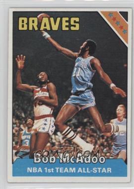 1975-76 Topps - [Base] #10 - Bob McAdoo