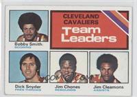 Bobby Smith, Dick Snyder, Jim Chones, Jim Cleamons [GoodtoVG‑…
