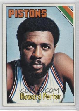 1975-76 Topps - [Base] #138 - Howard Porter
