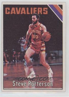 1975-76 Topps - [Base] #193 - Steve Patterson