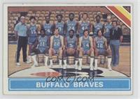Buffalo Braves Team Checklist