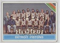 Detroit Pistons Team [PoortoFair]