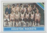 Houston Rockets Team