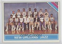 New Orleans Jazz Team