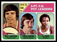 Billy Shepherd, Louis Dampier, Al Smith [NM]