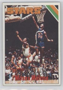 1975-76 Topps - [Base] #254 - Moses Malone [Good to VG‑EX]