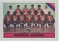 Memphis Sounds (ABA) Team