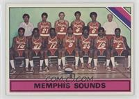 Memphis Sounds (ABA) Team