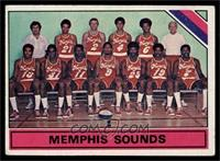 Memphis Sounds (ABA) Team [EX]