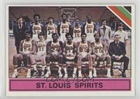 St. Louis Spirits (ABA) Team