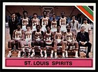 St. Louis Spirits (ABA) Team [NMMT]