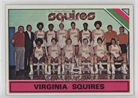 Virginia Squires Team