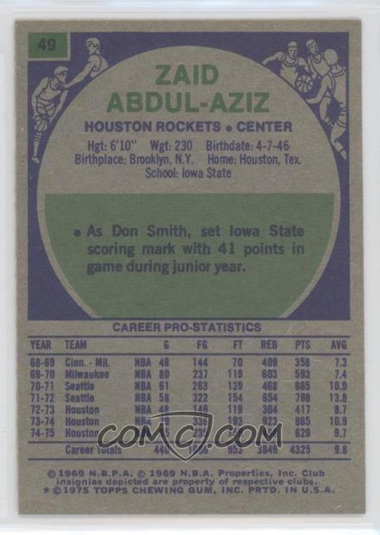 Zaid Abdul-Aziz