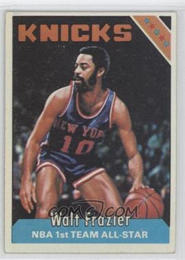 1975-76 Topps - [Base] #55 - Walt Frazier