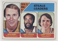 Rick Barry, Walt Frazier, Larry Steele [PoortoFair]