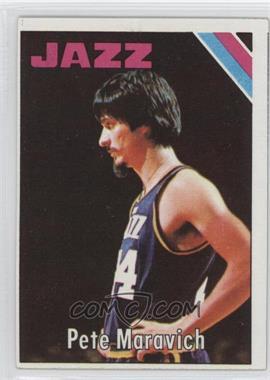 1975-76 Topps - [Base] #75 - Pete Maravich