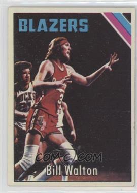 1975-76 Topps - [Base] #77 - Bill Walton