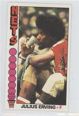 1976-77 Topps - [Base] #1 - Julius Erving