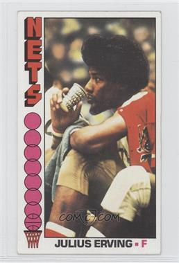 1976-77 Topps - [Base] #1 - Julius Erving