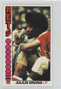 1976-77 Topps - [Base] #1 - Julius Erving [GoodtoVG‑EX]
