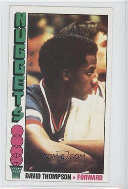 1976-77 Topps - [Base] #110 - David Thompson