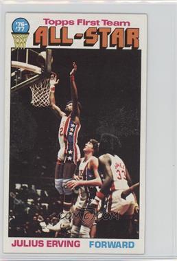 1976-77 Topps - [Base] #127 - Julius Erving