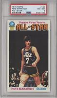 Pete Maravich [PSA 8 NM‑MT]