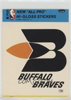 Buffalo Braves (Blue) [Good to VG‑EX]