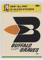 Buffalo Braves Team (Yellow) [Poor]