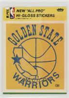 Golden State Warriors Team (Yellow) [Poor]