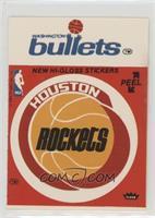 Houston Rockets Team, Washington Bullets Team (Red) [PoortoFair]