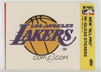 Los Angeles Lakers Team (Yellow) [Poor]
