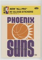 Phoenix Suns Team (Yellow)