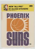 Phoenix Suns Team (Yellow) [Poor]