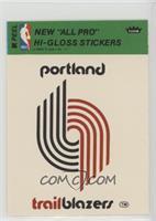 Portland Trail Blazers Team [GoodtoVG‑EX]