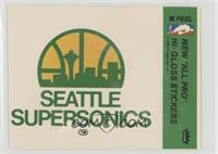 Seattle Supersonics [PoortoFair]