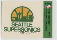 Seattle Supersonics [GoodtoVG‑EX]