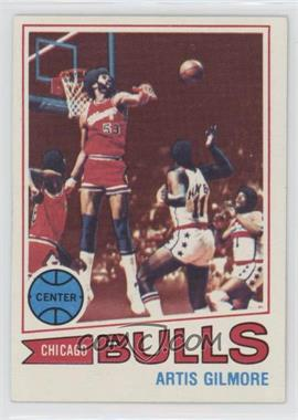 1977-78 Topps - [Base] - White Back #115 - Artis Gilmore