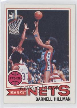 1977-78 Topps - [Base] - White Back #5 - Darnell Hillman