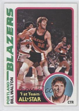 1978-79 Topps - [Base] #1 - Bill Walton