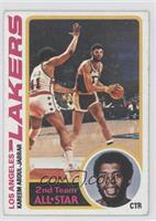 2nd Team All-Star (Kareem Abdul-Jabbar)