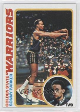 1978-79 Topps - [Base] #111 - Sonny Parker