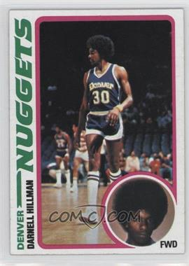 1978-79 Topps - [Base] #119 - Darnell Hillman
