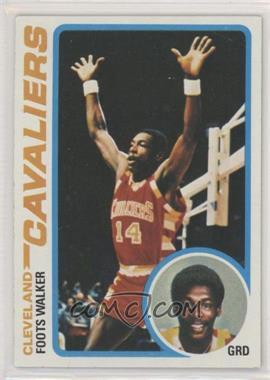 1978-79 Topps - [Base] #127 - Foots Walker