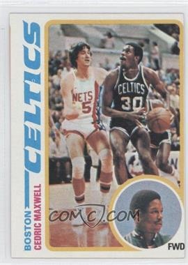 1978-79 Topps - [Base] #128 - Cedric Maxwell [Good to VG‑EX]