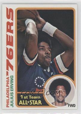 1978-79 Topps - [Base] #130 - Julius Erving