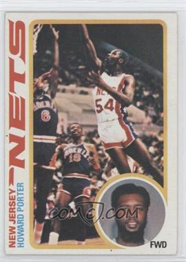 1978-79 Topps - [Base] #28 - Howard Porter